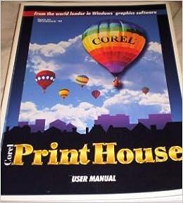 Corel Print House Download