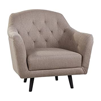 Leader Lifestyle Pearl Armchair, Seashell Grey