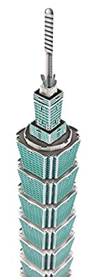 "POP Out World - World Architecture Series ""Taipei 101 - Taipei"""