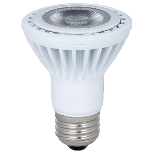 Utilitech 9.5-Watt (50W) Daylight (5000K) Decorative Led Bulb