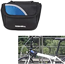 Classic and Durable Top Tube Bag for Bicycle