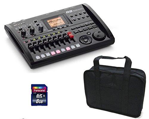 Générique doux SDHC/8 GB avec ZOOM / zoom R8 MTR / interface / contrôleur et sampler