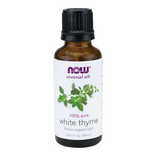 Now Foods White Thyme Oil - 1 oz. 12 Pack