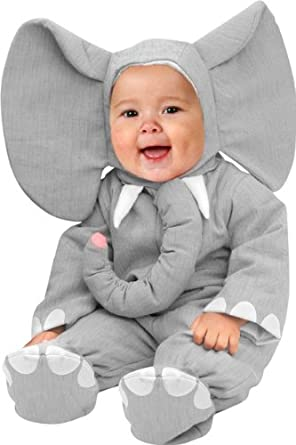 Unique child 39 s infant baby elephant halloween for Unique toddler boy halloween costumes