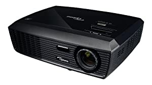 Optoma H180X 720p 3000 Lumen Full 3D DLP Home Theater Projector