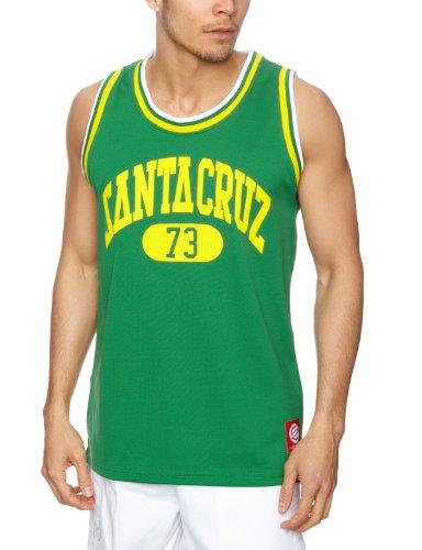Santa Cruz Academy Men's Vest Rainforest X-Large