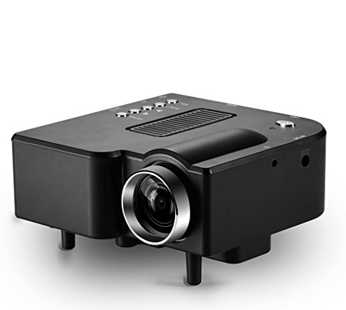 On Sale Easyjoy Mini LED Projector Home Cinema Theater