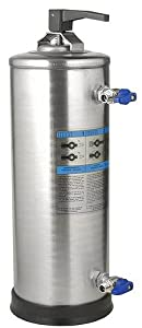 Rechargeable Water Softener (12 Liter) from Forzano Italian Imports Inc