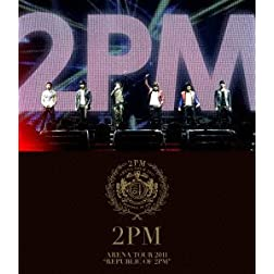 Arena Tour 2011: Republic of 2pm [Blu-ray]