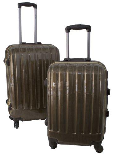 HIGHLIGHT-Trolley-Set, Koffer-Set, 2-teilig,