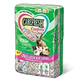 Carefresh Confetti Premium Soft Pet Bedding, 23-Liter
