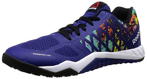 Reebok Ros allenamento scarpa Tr Formazione, Night Beacon/Electric Blue, US 9|UK 6.5|EU 40