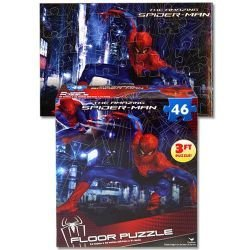 Spiderman 4 Newest 46-Piece Extra Large Floor Puzzle