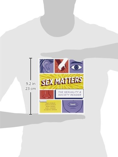 Sex Matters: The Sexuality and Society Reader,