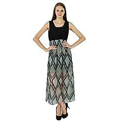 Mind The Gap Women's Long Dress
