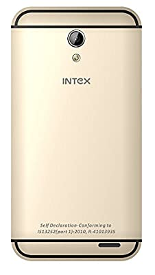 Intex Aqua 3G Neo (Champagne, 4 GB)