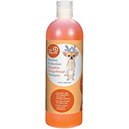 Pet Effects, Holiday Shampoo 17oz Pumpkn Gngerbd