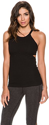 Free People Womens Active L Black