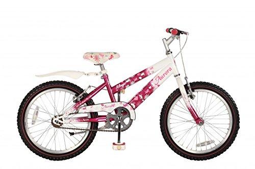 18-18-Zoll-Fahrrad-Bike-Rad-Kinderfahrrad-Mdchenfahrrad-Kinderrad-Aurora