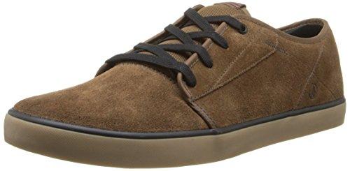volcom-grimm-shoe-zapatillas-de-skate-de-cuero-hombre-color-marron-talla-405