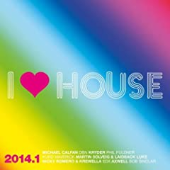 I Love House 2014.1 - DJ Mix, Pt. 1