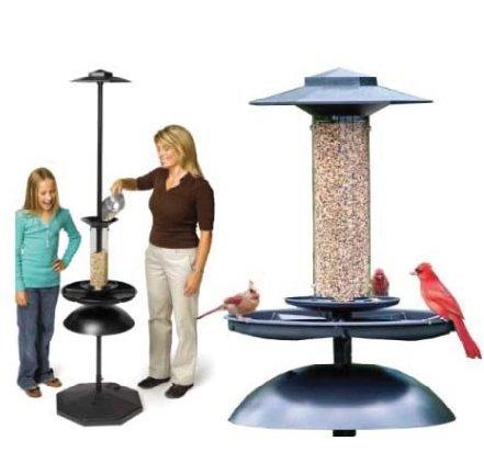 Zenith Innovation 001 Effortless Bird Feeder with Baffle (Discontinued by Manufacturer)