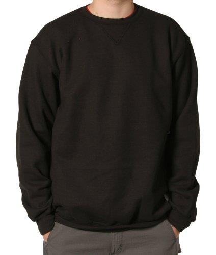 Carhartt K124 Crewneck Sweatshirt Black Mens Hoodie Top