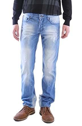 Dinamit Men's Logan Slim Straight Leg Jeans