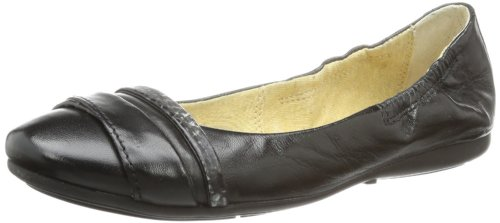 Mjus Womens 670675 Ballet Flats Black Schwarz (NERO) Size: 8 (42 EU)