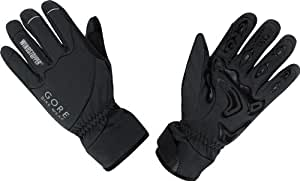 Gore Bike Wear Tool Windstopper Soft Shell Gants homme Noir FR : 6 (Taille Fabricant : S)