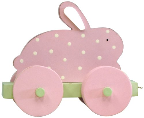 New Arrivals Rabbit Pull Toy