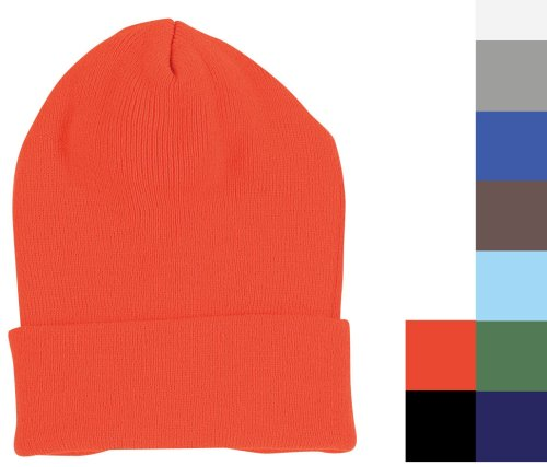Yupoong Solid Acrylic Knit Cap w/Cuffed Bottom - Buy Yupoong Solid Acrylic Knit Cap w/Cuffed Bottom - Purchase Yupoong Solid Acrylic Knit Cap w/Cuffed Bottom (Yupoong, Yupoong Hats, Womens Yupoong Hats, Apparel, Departments, Accessories, Women's Accessories, Hats)