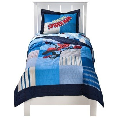 Spiderman Upscale Quilt Set - Full/Queen