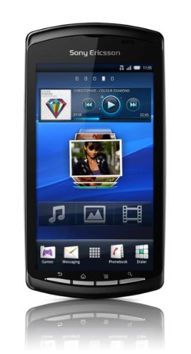 Sony Ericsson Xperia Play R800a Unlocked Phone - No Warranty - Black