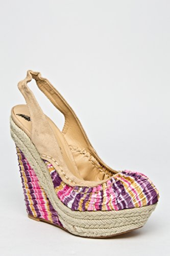 Dory High Wedge Slingback