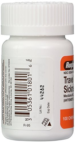 Meclizine 25 Mg And Alcohol