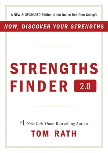 StrengthsFinder 2.0: A New and Upgraded Edition of the Online Test from Gallup Now, Discover Your Strengths (Hardcover)