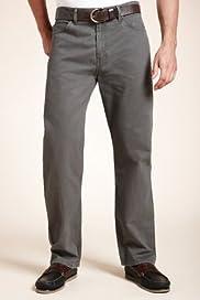 Straight Leg 5 Pocket Jeans [T17-5517M-S]