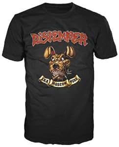 Distemper Ska Punk Moscow (Shirt S/Black)