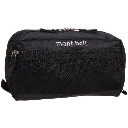 [モンベル] mont-bell ライトポーチ M 1123680 BK (BK)