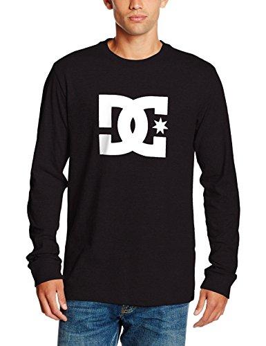 dc-shoes-star-ls-camiseta-de-manga-larga-para-hombre-color-negro-talla-s
