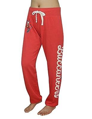 NFL TAMPA BAY BUCCANEERS Womens Lounge / Yoga Pants (Vintage Look)