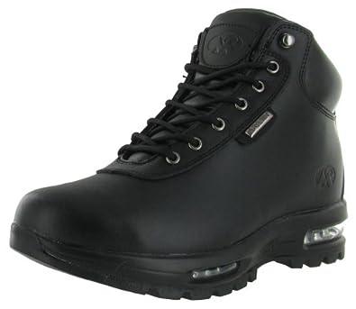 Mountain Gear Men's Cam Boot (Black, 8 M US)