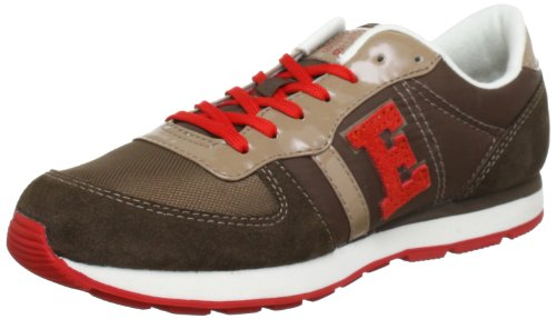ESPRIT Kivu-e Vernice Low Top Women brown Braun (nougat 211) Size: 5 (38 EU)