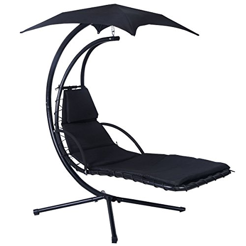 mascarellor-garden-swing-hammock-helicopter-hanging-chair-seat-sun-lounger-outdoor-w-cushion-black