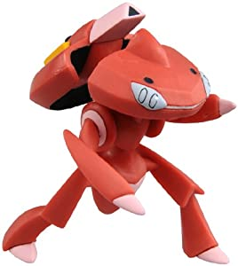 Amazon.com: Takaratomy MSP Official Pokemon X and Y Genesect Figure