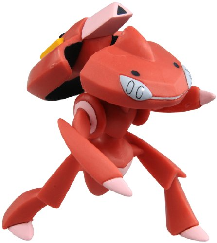 Takaratomy MSP Official Pokemon X and Y Genesect Figure