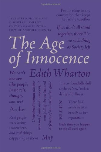 The Age of Innocence: Edith Wharton (Word Cloud Classics)