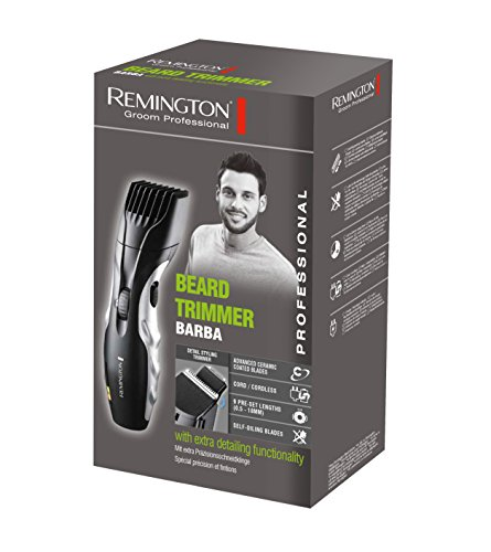 remington mb320c barba beard trimmer beauty products. Black Bedroom Furniture Sets. Home Design Ideas