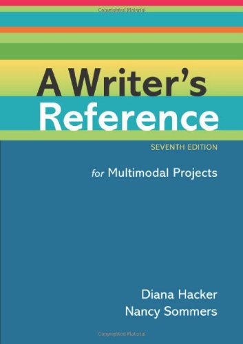 A Writer\'s Reference for Multimodal Projects